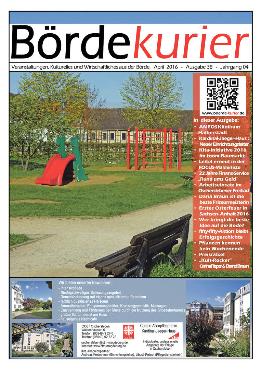 April-Ausgabe 2016